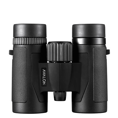 Avalon 8×32 Mini HD Binoculars (BLACK)
